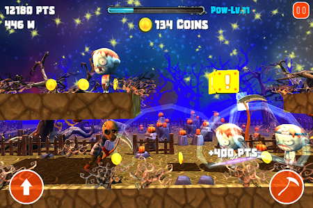 Scarecrow In Zombie Land screenshot 1