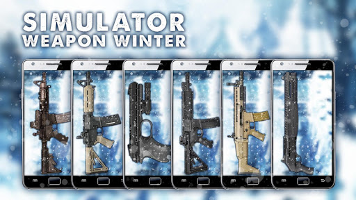 Simulator Weapon Winter APK