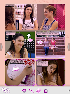 Violetta - Fotostory screenshot 8