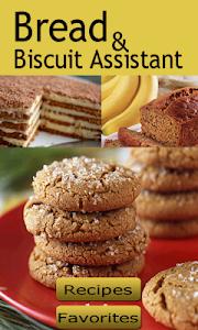 Bread & Biscuit Recipes screenshot 0