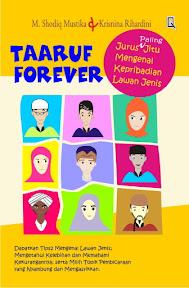 kover buku Taaruf Forever cetakan pertama