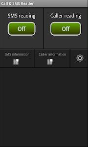 Call & SMS Reader screenshot 0