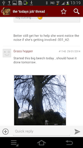 Arbtalk discussion forum screenshot 2