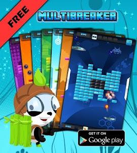 Multi Breaker break the bricks screenshot 5
