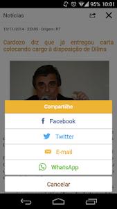Boca do Povo - Política Brasil screenshot 5
