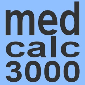 MedCalc 3000 Pharmacology