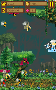 Jungle Swarm screenshot 12