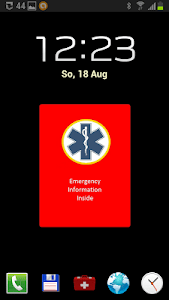 Emergency Information screenshot 0
