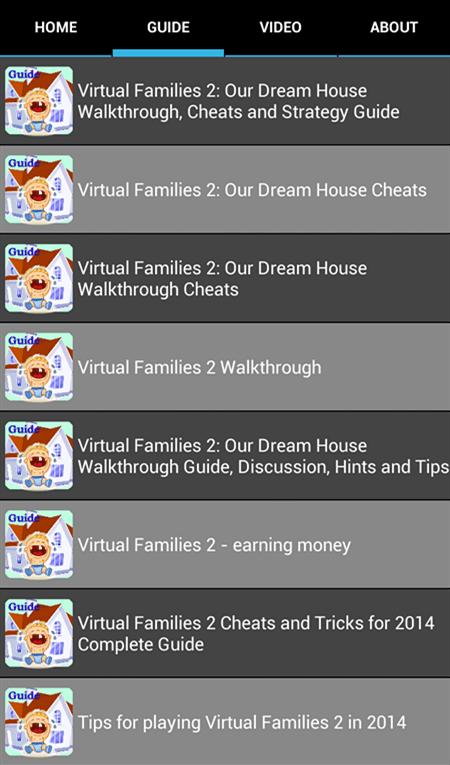 Virtual Families 2 Cheats Unlimited Money : virtual, families, cheats, unlimited, money, Cheat, Codes, Virtual, Families, Money