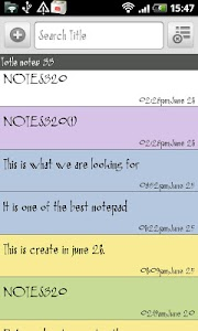 SE Notepad Pro screenshot 0