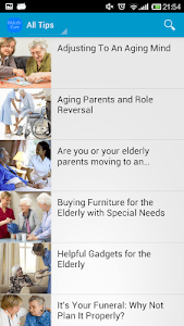 Ultimate Elderly Care Guide screenshot 0