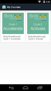Dr. Mike's Body Breakthrough screenshot 3