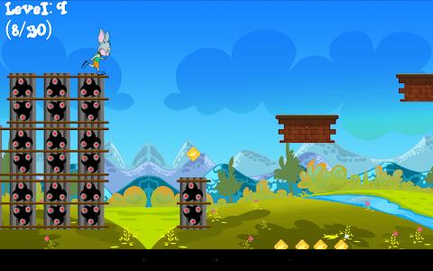 Bunny Rush Run screenshot 18