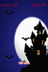 Bat Dark Night: Vampire Fight screenshot 1