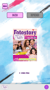 Violetta - Fotostory screenshot 2