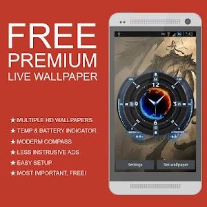 Dragon Premium Live Wallpaper screenshot 0