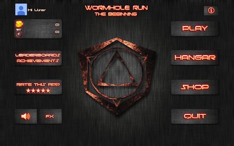 WormHole Run screenshot 11