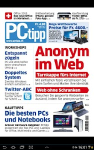 PCtipp E-Paper screenshot 2
