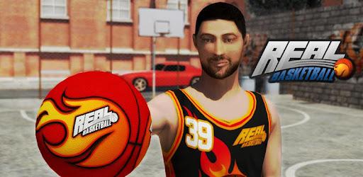 Real Basketball captures d'écran