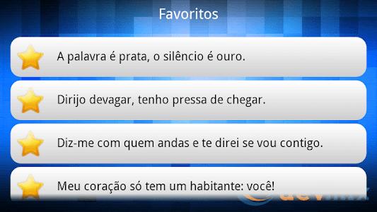 Frases Para-choque de Caminhão screenshot 3