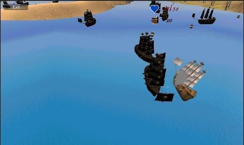 Pirates RB screenshot 1