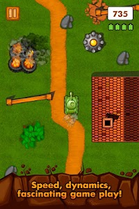 Clumsy Tanks screenshot 2