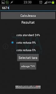 VAT calculator screenshot 5
