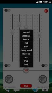 Music Equalizer Free screenshot 3