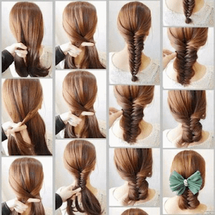 Do It Yourself Hairstyles Android Apps On Google Play