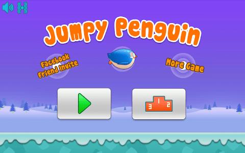 Jumpy Penguin screenshot 0