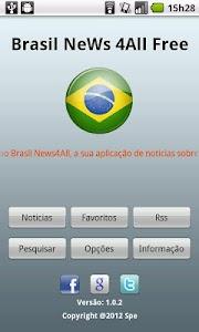 Brazil NeWs 4 All screenshot 0