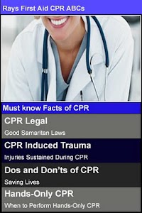 Rays First Aid CPR ABCs screenshot 5