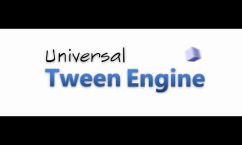 Universal Tween Engine screenshot 0