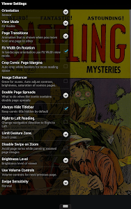ComiCat (Comic Reader/Viewer) screenshot 12