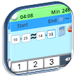 Calculator between hours, Free APK
