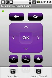 Total Control Remote for Roku screenshot 5