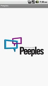 Peeples screenshot 0