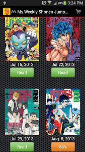 Weekly Shonen Jump screenshot 4