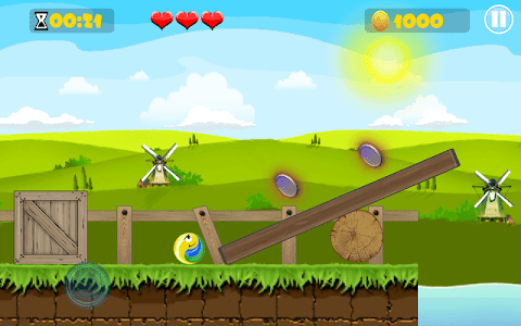 Rolling Roll - Running Game screenshot 0