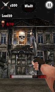 Knife King3-Zombie War 3D screenshot 6