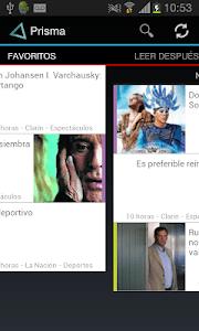 Prisma News Reader screenshot 3