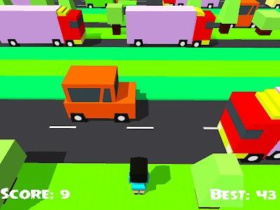 Cross Road Kim - Dangerous Fun screenshot 1