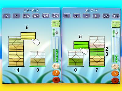 KidsCalculate Basis Rekenen screenshot 0