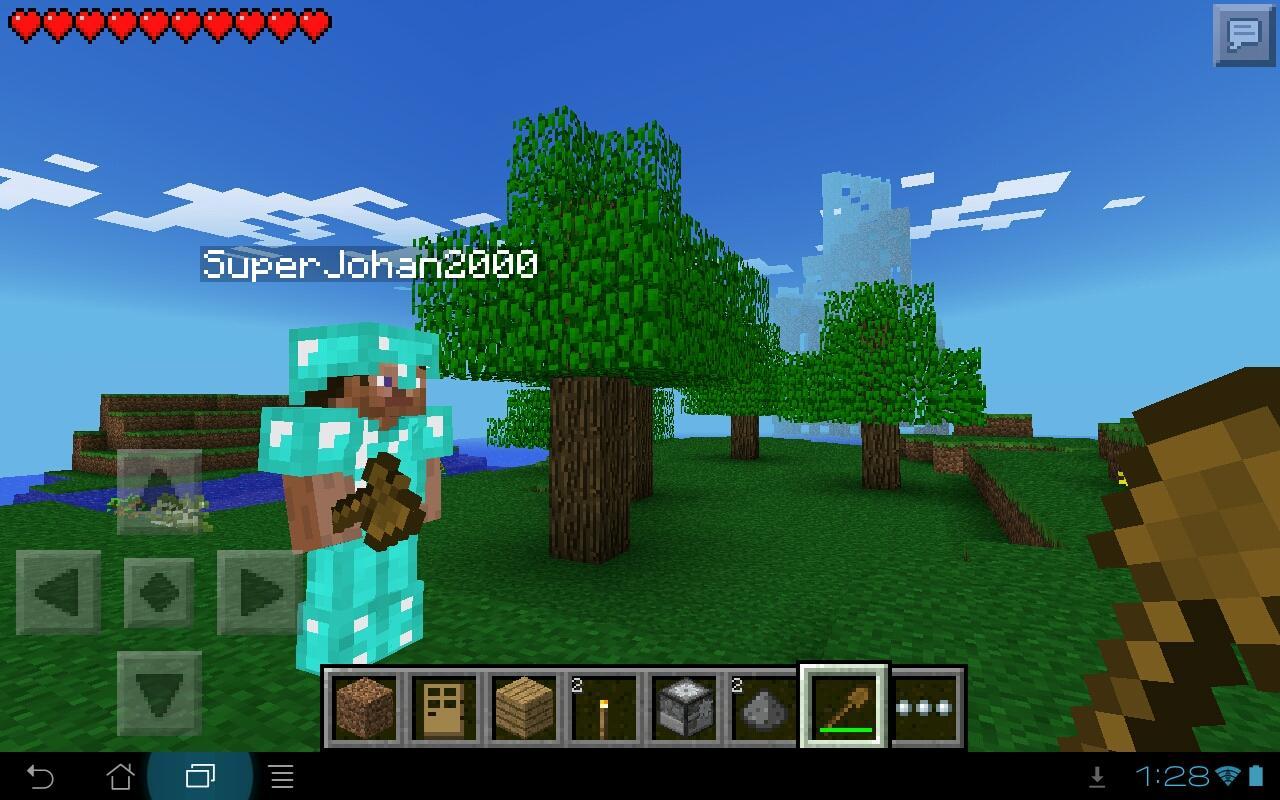 Minecraft: Pocket Edition v0.14.3 APK Download For Android