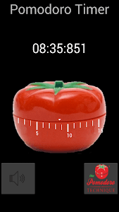Pomodoro screenshot 1
