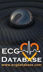 ECG database screenshot 0