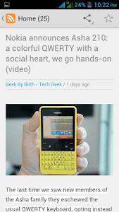 Tech Geek screenshot 2