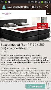 Deal.ch screenshot 2