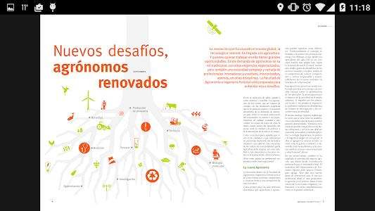 Agronomía y Forestal UC screenshot 2