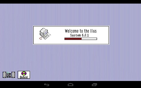 KEGS IIgs Emulator screenshot 1